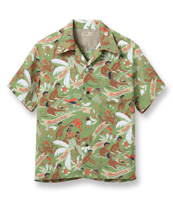 """2021年6月17日入荷 / Lot No. SS38717 / KEONI OF HAWAII """"HOOLAULEA IN HAWAII"""" by JOHN MEIGS"""
